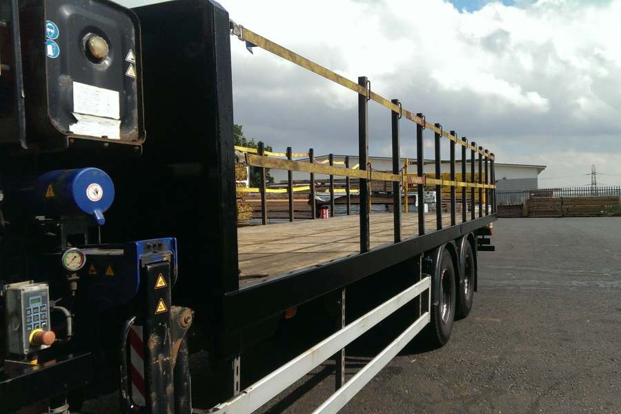 Hiab Hire & Haulage in Yorkshire